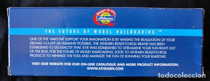 Trenes Escala: CAMION HO 1:87 ATHEARN 93183 - EASTERN MOTOR EXPRESS - DESCATALOGADO - MUY RARO - - Foto 3 - 225962403