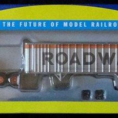 Trenes Escala: CAMION HO 1:87 ATHEARN 70988 - ROADWAY - DESCATALOGADO - MUY RARO -. Lote 225968630