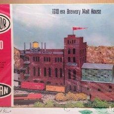 Trenes Escala: 1910 ERA BREWERY MALT HOUSE. CON-COR N/H0 HELJAN B678. NUEVO PRECINTADO/SEALED. Lote 226389217