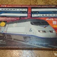 Trenes Escala: TREN MEHANO ESCALA H0, AVE ESPAÑA. Lote 227774580