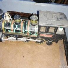 Trenes Escala: LOCOMOTORA JAPONESA BENKEL.. FOTOS SALE CON POLVO... Lote 228040165