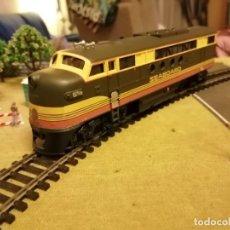 Trenes Escala: LOCOMOTORA BACHMANN HO/ H0 SEABOARD.. Lote 228355580