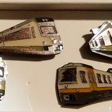 Trenes Escala: CAJA CON 4 PINS FGV. Lote 228661201