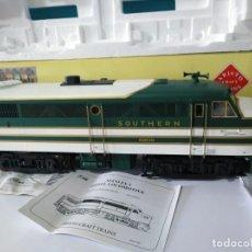 Trenes Escala: ARISTOCRAFT DIESEL LOCOMOTIVE ALCO FA-1 REF: 22019 ESCALA G 1:29. Lote 230271620
