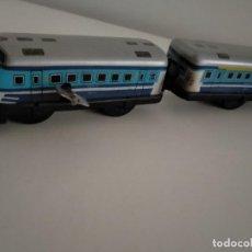 Trenes Escala: ANTIGUO Y RARO AUTOMOTOR RENFE A CUERDA. Lote 230708515