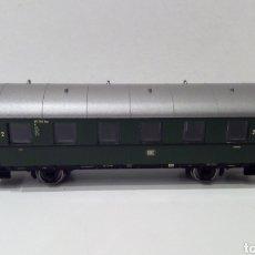 Trenes Escala: JIFFY VENDE VAGÓN DE PASAJEROS PIKO H0 DE LA DB ALEMANA. EXCELENTE ESTADO.. Lote 230887140
