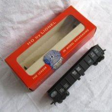 Trenes Escala: VAGÓN DE TREN DE CARGA H0 MICHIGAN CENTRAL NEW YORK CENTRAL SYSTEM DE LINOEL EN CAJA. Lote 231314460