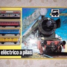 Trenes Escala: PEQUETREN VIAJEROS (SEINSA) ¡USADO!. Lote 232818810