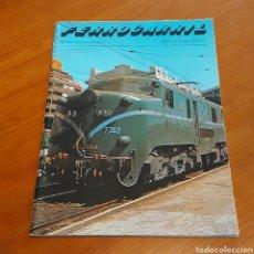 Trenes Escala: REVISTA FERROCARRIL NÚM 8 AÑO 1981 TREN ELÉCTRICO, CARRILETS, VALENCIA. Lote 232820055