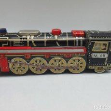 Trains Échelle: TREN EN METAL M 68, EGE ( SPAIN ) 40 X 8 CM ( VER FOTOS ). Lote 233220580