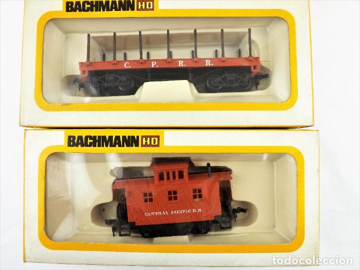 Trenes Escala: Bachmann Conjunto de tres vagones H0 - Foto 3 - 233245860