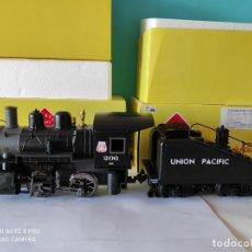 Trains Échelle: ARISTOCRAFT LOCOMOTORA Y TENDER REF: 21306 ESCALA G 1:29. Lote 233483205