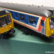 Trenes Escala: AUTOMOTOR BASCHMANN C.C. CON HO DOS UNIDADES. Lote 233593630