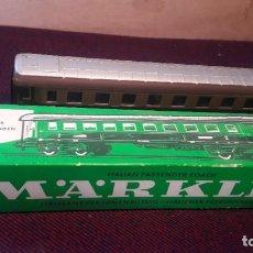 Comboios Escala: TREN Y VAGONES MARCA MARKLIN. Lote 234889135