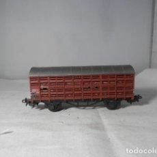 Trenes Escala: VAGÓN CERRADO ESCALA HO DE LILIPUT. Lote 235847975
