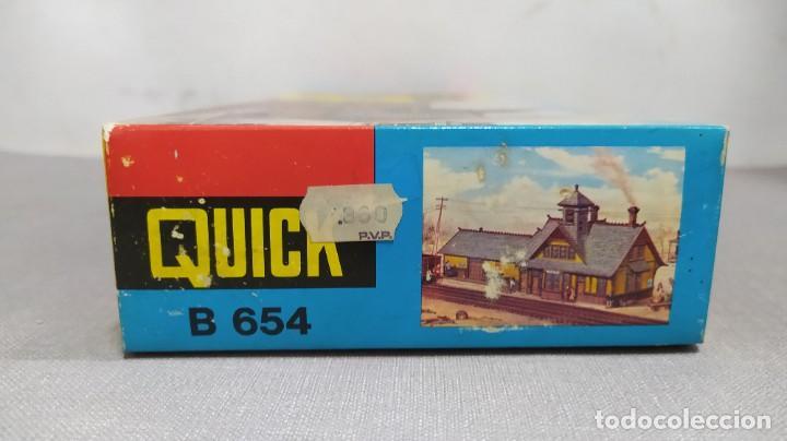 Trenes Escala: Quick B 654 Nuevo, sin montar. - Foto 2 - 236362440