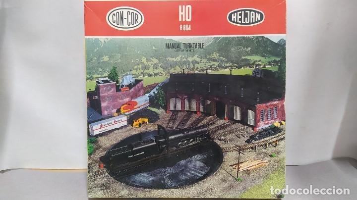 CON-COR HELJAN B 804. NUEVO, SIN MONTAR (Juguetes - Trenes Escala H0 - Otros Trenes Escala H0)