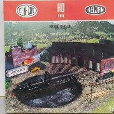 Trenes Escala: CON-COR HELJAN B 804. NUEVO, SIN MONTAR. Lote 236736515