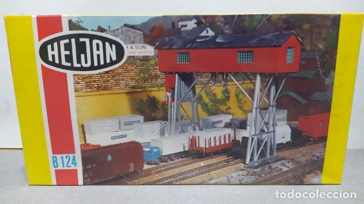 HELJAN B 115. NUEVO, SIN ABRIR (Juguetes - Trenes Escala H0 - Otros Trenes Escala H0)