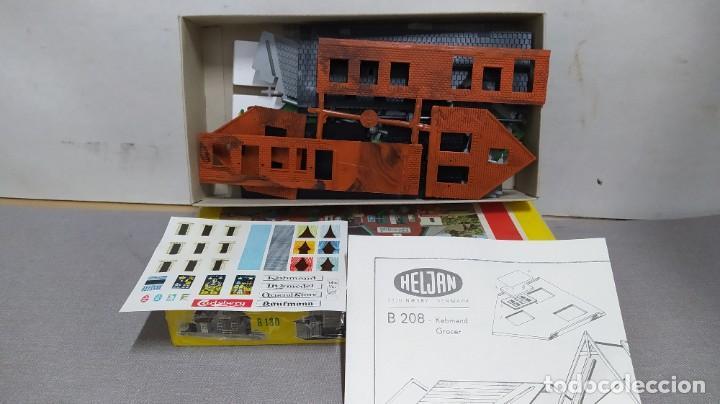 Trenes Escala: heljan B 208. Nuevo, sin montar - Foto 2 - 236739065