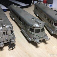 Comboios Escala: TREN PAYA TAF AÑOS 60. Lote 236788415