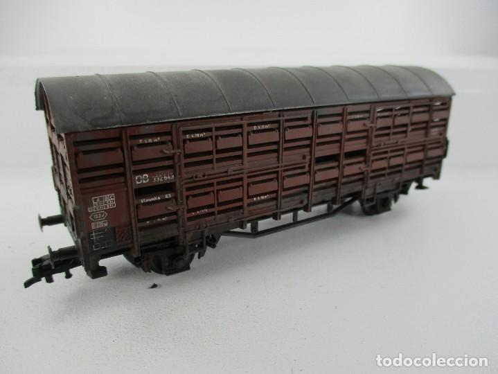 VAGON MERCANCIA HO (Juguetes - Trenes Escala H0 - Otros Trenes Escala H0)