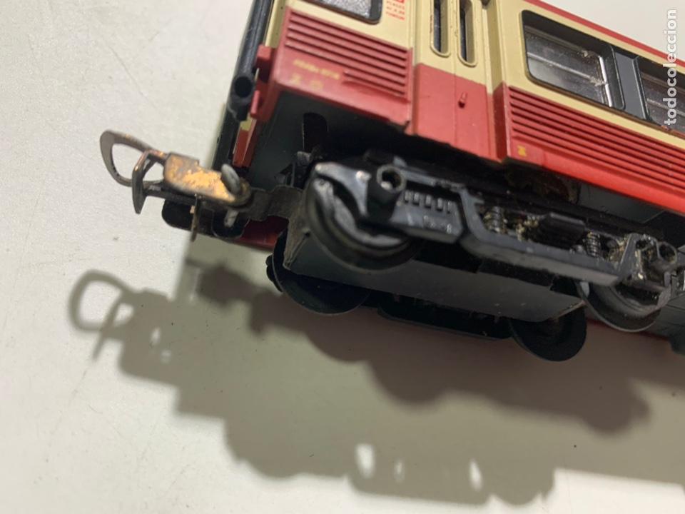 Trenes Escala: Locomotora tren eléctrico escala H0 jouef sncf 8734 - Foto 2 - 236865095