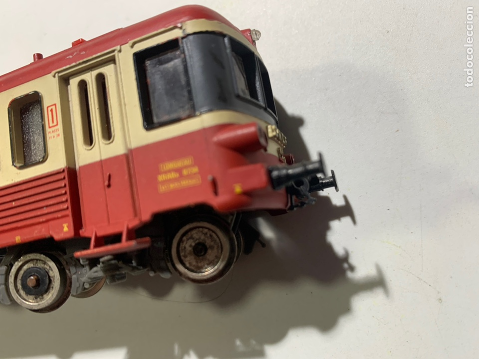 Trenes Escala: Locomotora tren eléctrico escala H0 jouef sncf 8734 - Foto 3 - 236865095