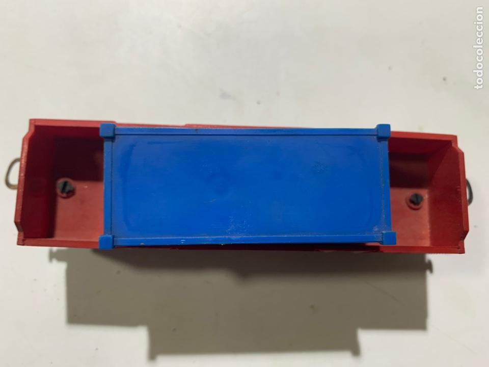Trenes Escala: Vagón de mercancías container escala H0 para tren eléctrico jyesa - Foto 2 - 236870020
