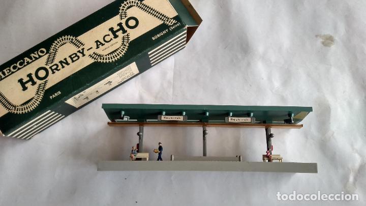 HORNBY H0, ANDEN CUBIERTO, EN CAJA ORIGINAL. VÁLIDO IBERTREN,ROCO,MARKLIN, ETC (Juguetes - Trenes Escala H0 - Otros Trenes Escala H0)