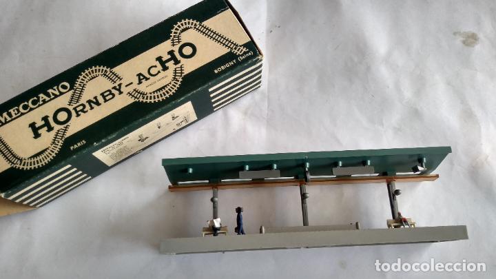 HORNBY H0, ANDEN CUBIERTO, EN CAJA ORIGINAL.VÁLIDO IBERTREN,ROCO,MARKLIN,ETC (Juguetes - Trenes Escala H0 - Otros Trenes Escala H0)