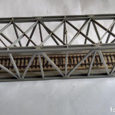 Trenes Escala: PUENTE H0, .VÁLIDO IBERTREN,ROCO,MARKLIN,ETC. Lote 236988805