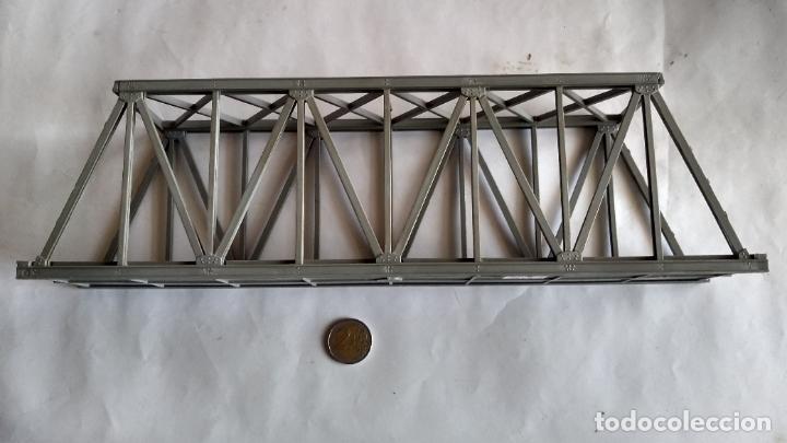 Trenes Escala: PUENTE H0, .VÁLIDO IBERTREN,ROCO,MARKLIN,ETC - Foto 2 - 236988970