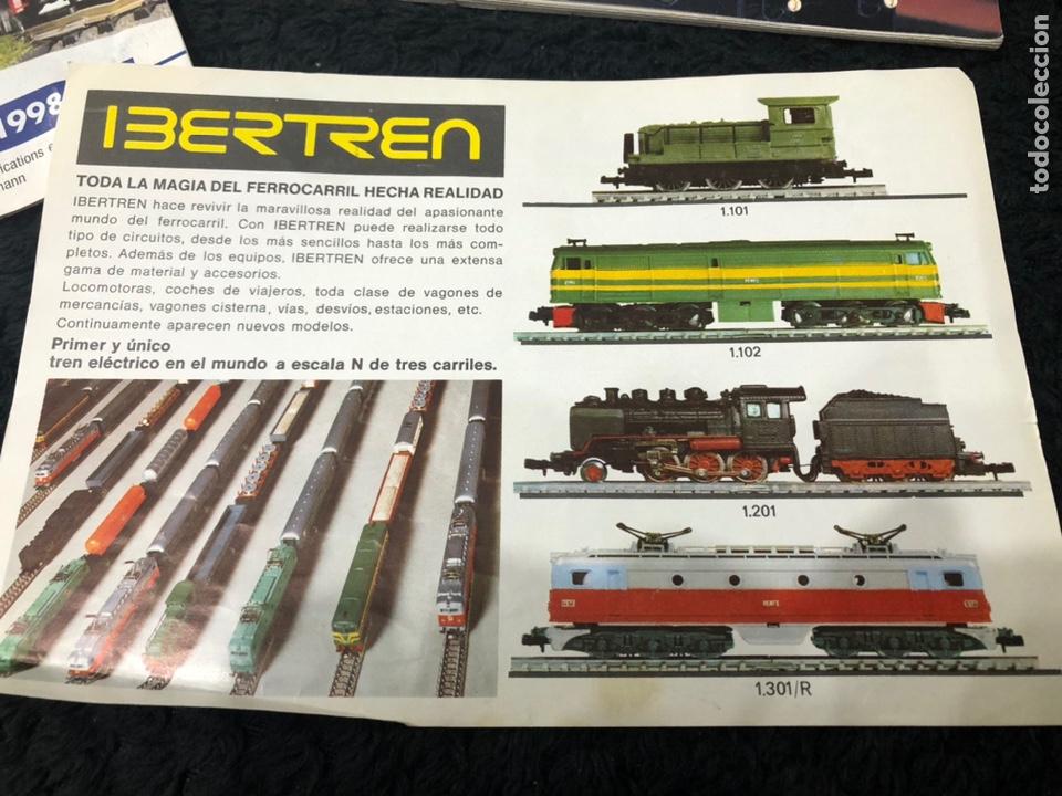 Trenes Escala: Catálogos 97-98-99 Fleischmann Iberten - Foto 2 - 237024910