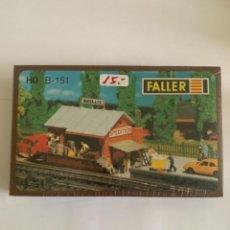 Trenes Escala: FALLER. HO. REF B-151. Lote 238205630