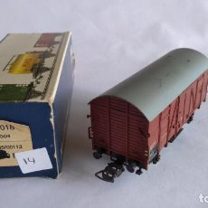 Comboios Escala: PIKO H0 VAGÓN CARGA, VÁLIDO IBERTREN,ROCO,ETC. Lote 238381465