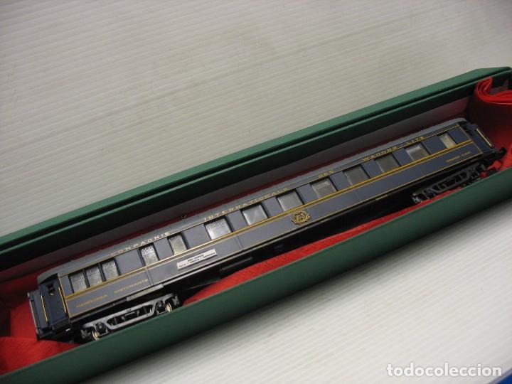VAGON DE VIAJEROS DE LOS TRENES EXPRESOS HO (Juguetes - Trenes Escala H0 - Otros Trenes Escala H0)