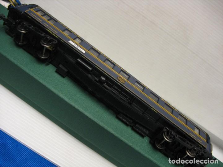 Trenes Escala: vagon de viajeros de los trenes expresos HO - Foto 2 - 238622110
