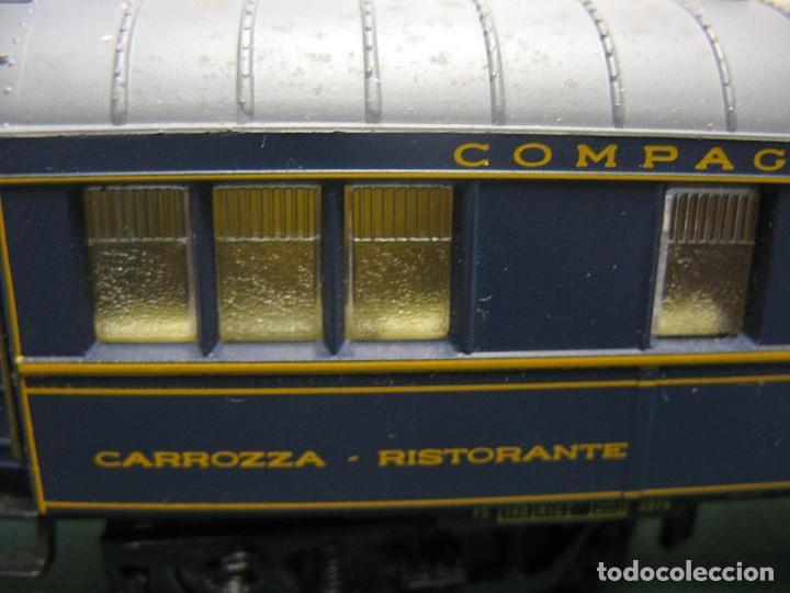 Trenes Escala: vagon de viajeros de los trenes expresos HO - Foto 4 - 238622110