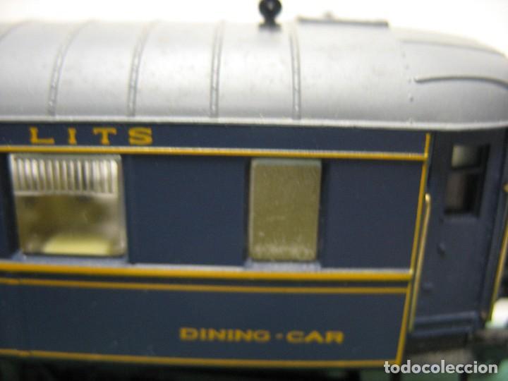 Trenes Escala: vagon de viajeros de los trenes expresos HO - Foto 5 - 238622110