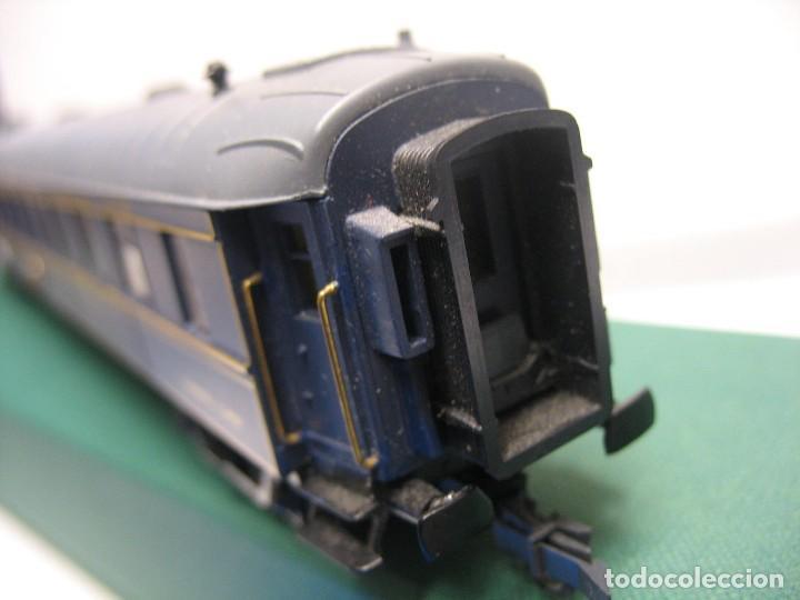 Trenes Escala: vagon de viajeros de los trenes expresos HO - Foto 7 - 238622110