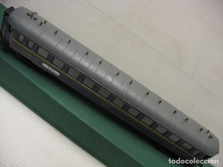 Trenes Escala: vagon de viajeros de los trenes expresos HO - Foto 2 - 238622235