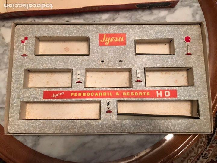 Trenes Escala: Caja de iniciación Jyesa vacía , años 60 - Foto 2 - 239661365
