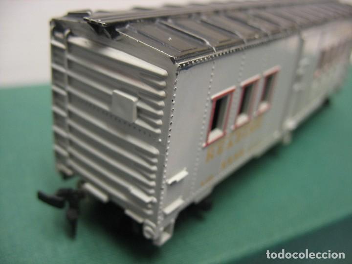 Trenes Escala: LOTE DE 4 VAGONES DE MERCANCIAS - Foto 4 - 240111875