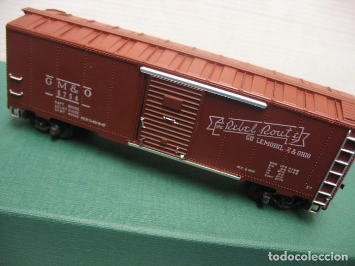 Trenes Escala: LOTE DE 4 VAGONES DE MERCANCIAS - Foto 13 - 240111875