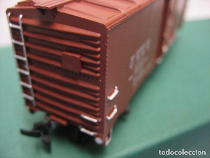 Trenes Escala: LOTE DE 4 VAGONES DE MERCANCIAS - Foto 15 - 240111875