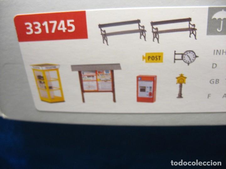 Trenes Escala: caja con accesorios para montar esc. G de pola - Foto 7 - 240346360