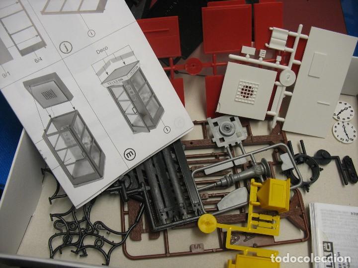 Trenes Escala: caja con accesorios para montar esc. G de pola - Foto 10 - 240346360