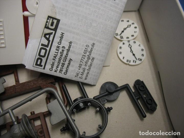 Trenes Escala: caja con accesorios para montar esc. G de pola - Foto 11 - 240346360