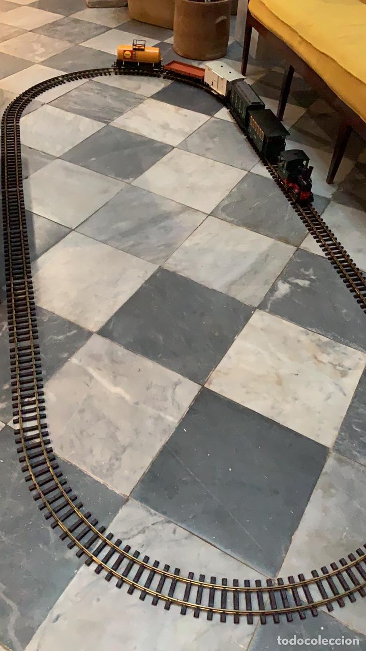 Trenes Escala: TREN LGB LEHMANN COMPLETO, 1970, CAJAS ORIGINALES Y FACTURA DE COMPRA - Foto 5 - 240481610